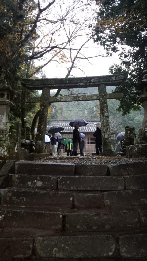 王門前神社に参拝