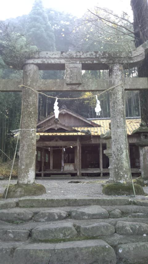 唐渡神社に参拝
