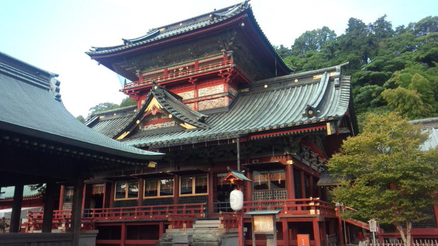 静岡浅間神社に参拝
