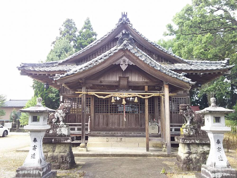 深田阿蘇神社